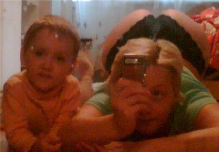 голы фото мама и сын