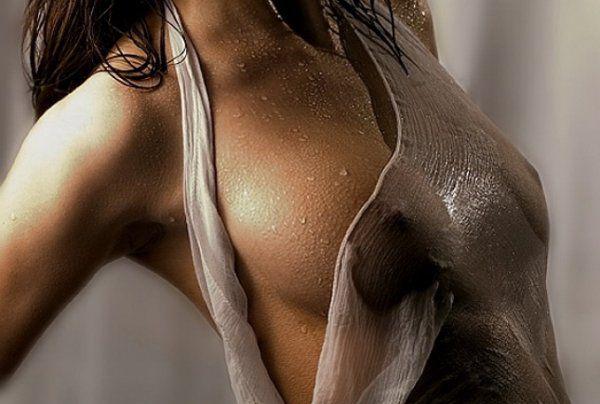 как сделать приятно груди
