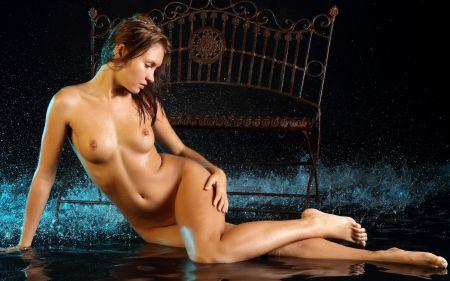 широкоформатное фото красивых девушек эротика