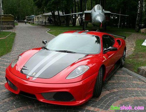 Російський тюнинг для Ferrari