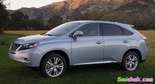 Toyota RAV4 и Lexus RX без бензина