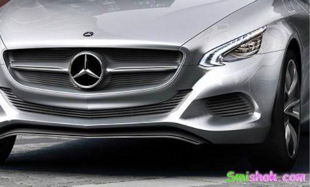 Mercedes випустить 20 новинок за чотири роки