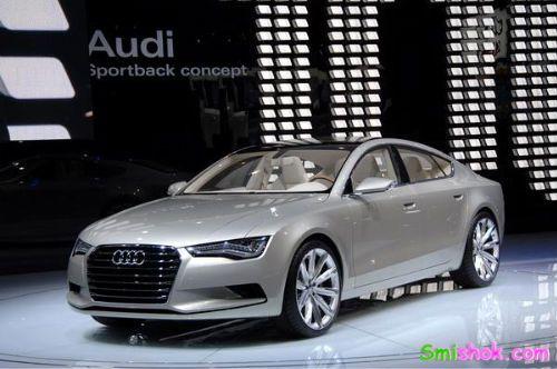 Премьера 26 июля Audi A7