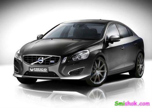 """Volvo S60 : є перше """"прокачування"""""""
