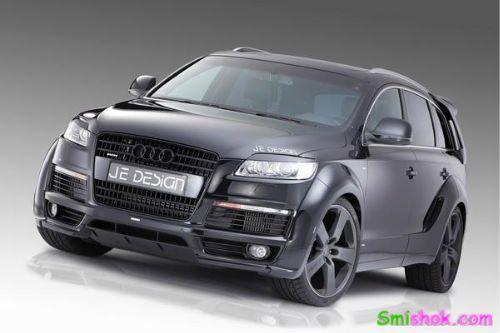 JE Design розлютив Audi Q7