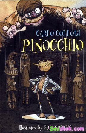 Кривавий Пиноккио від Гильермо дель Торо