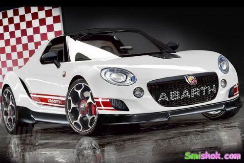 Fiat готує середньо моторний спорткар