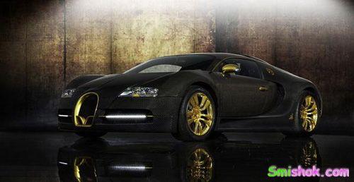Bugatti Veyron зробили набагато розкішніше
