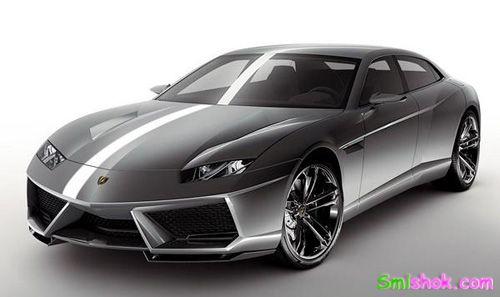 Lamborghini: ставка на чотирьохдверну модель