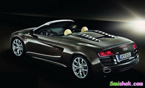 Новий спорткар Audi вже на підході