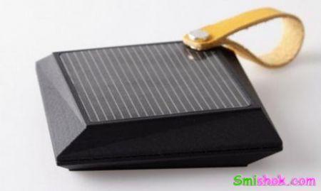 Складаний світильник на сонячній енергії