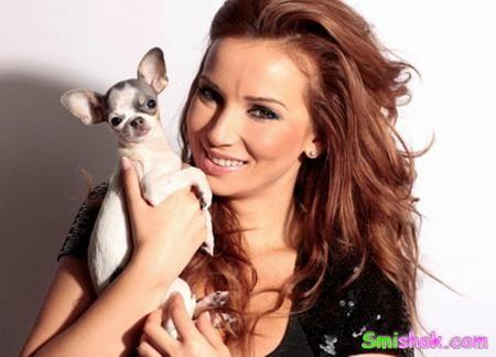 Анфісу Чехову не пустили в секс-шоп із-за собаки