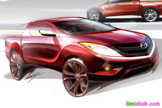 Mazda представить новий BT - 50 в Австралії