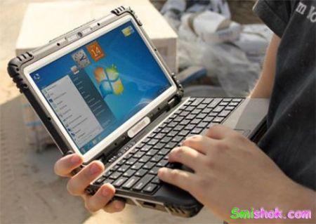 Міцний ноутбук Algiz XRW