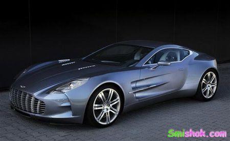 Aston Martin готує до виробництва найпотужніший у світі автомобіль