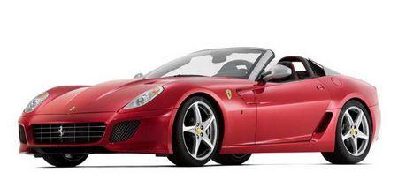 Ferrari представить в Парижі новий кабріолет