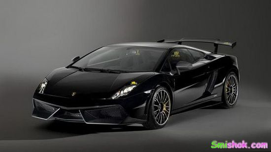 Lamborghini покаже в Парижі ексклюзивний Gallardo