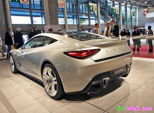 Lotus Elite кидає виклик суперкарам