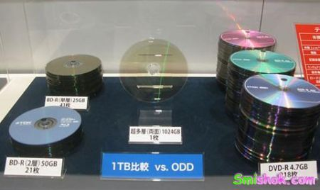 CEATEC 2010: TDK представила оптичний диск на 1 Тб