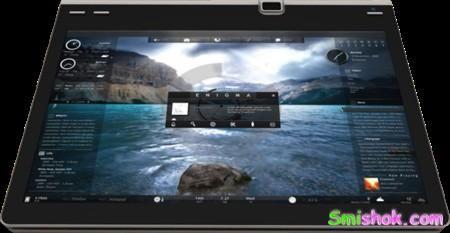 Нове відео планшета Notion Ink Adam