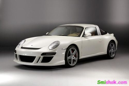 Porsche 911 обзавівся кузовом тарга