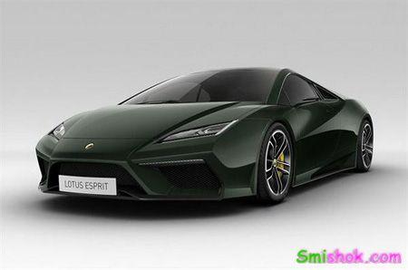 З шести нових шоу-карів Lotus тільки один узяв курс на конвеєр