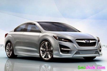 Дизайн Subaru буде кардинально змінений