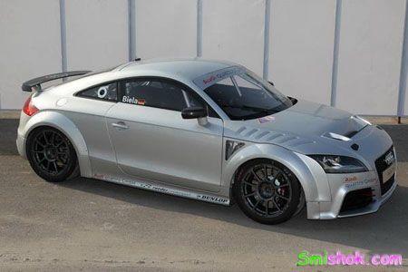 Компанія Audi виставить на трасі чемпіонату DTM болід TT GT4