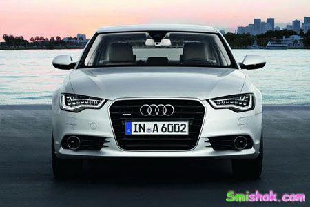 Нова Audi A6