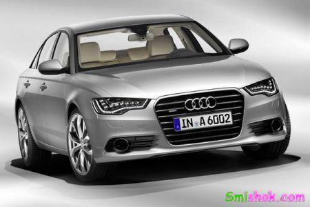 """Audi оголосила ціни на нову """"шестірку"""""""