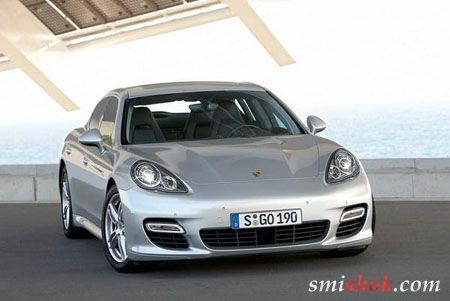 Porsche Panamera доросте до представницького класу