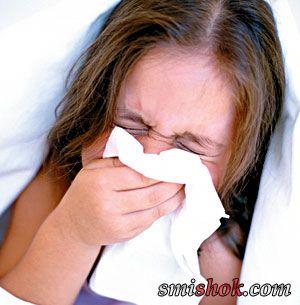 В Україні за тиждень на грип захворіло 74 000 осіб