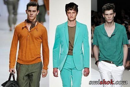 Важливі тренди чоловічої моди сезону весна 2011