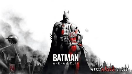 Batman: Arkham City вийде в жовтні 2011