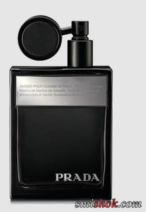Гарна новина для всіх шанувальників Prada. Чоловічий аромат Prada Amber  Pour Homme Intense повертається в новій fbbca221c43c3