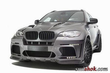 Hamann продовжує злити BMW X6