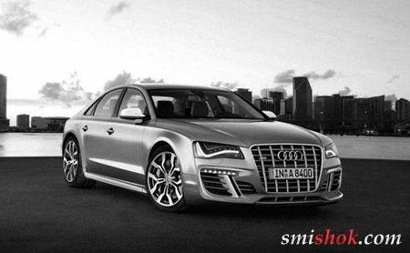 Audi: нова S8 і RS 6