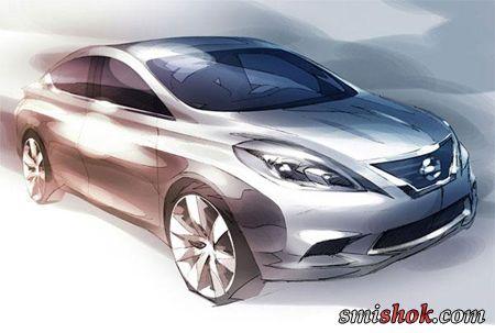 Nissan готує нову Tiida