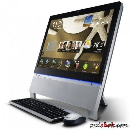 Aspire Z5761 - дуже потужний моноблок від Acer