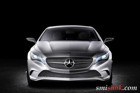 Новий Mercedes А-класу. Офіційно