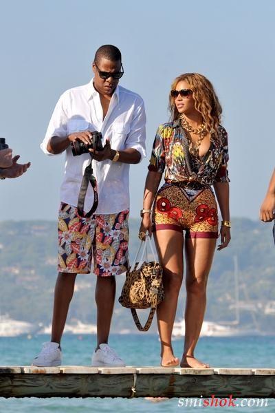 Джей-Зі та Бейонсе відзначили річницю весілля на Багамах