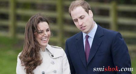 Принц Вільям після весілля буде жити з братом