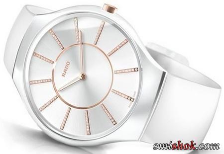 Rado представила найтонші керамічні годинники в світі
