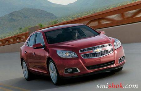 Chevrolet показав «глобальний» Malibu