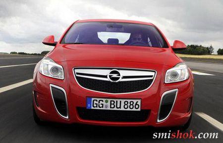 Opel порушив заборону на максимальну швидкість