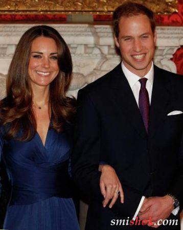 Весілля принца Уїльяма і Кейт Міддлтон обійшлася в 34 млн