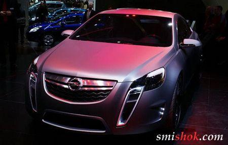 Купе Opel Calibra відродиться на наступний рік