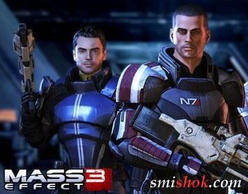 Mass Effect 3 пропустить 2011