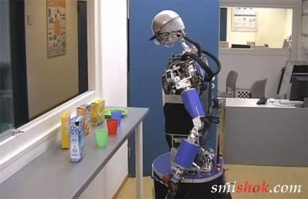 Створений робот, який може самостійно навчатися