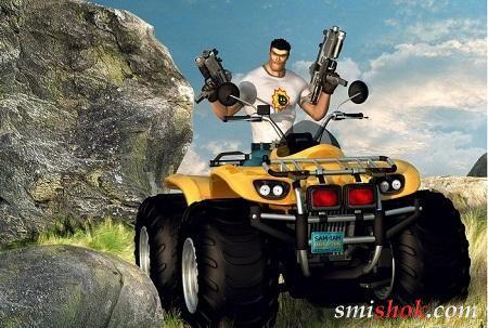 Serious Sam 3: крутий трейлер